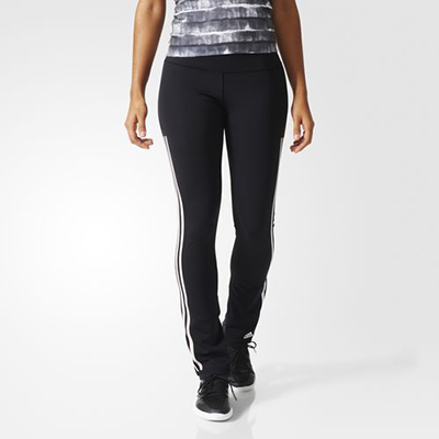 Skinny 3-Stripes Workout Pants
