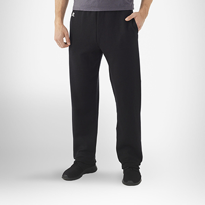 Men's Dri-Power® Open-Bottom Pocket Sweatpants