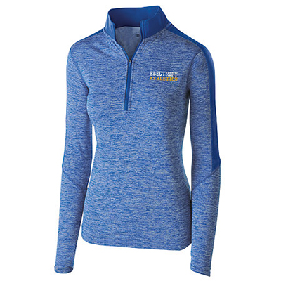 Ladies' Electrify 1/2 Zip Pullover
