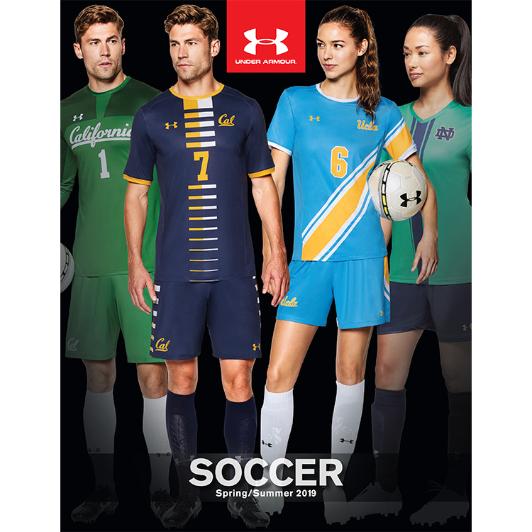 Under Armour Soccer Spring/Summer