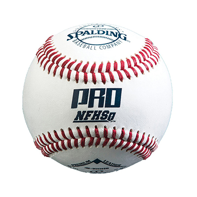 Pro Series NFHS Leather Baseball