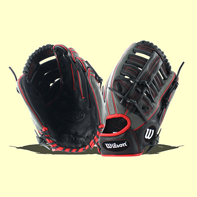 A500 12.5 inch Youth First Base Mitt