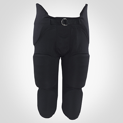 Men's Integrated 7-Piece-Pad Football Pants