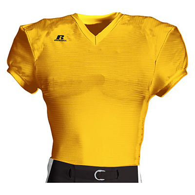 Russell Adult Solid Football Jersey With Side Inserts
